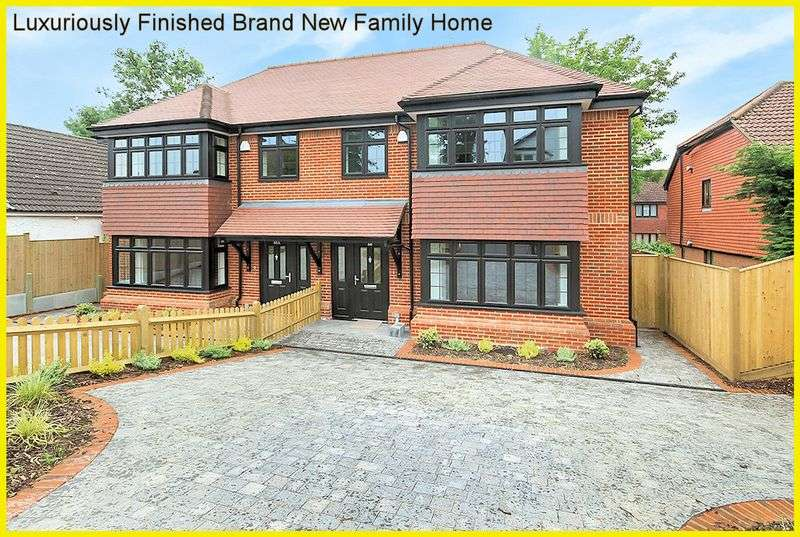 5 Bedrooms Property for sale in The Alders, West Wickham