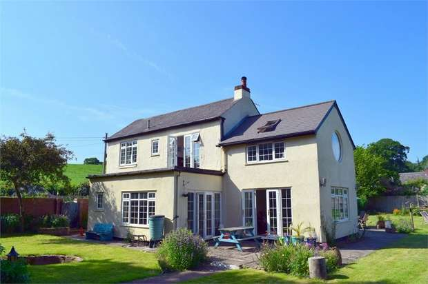 5 Bedrooms Detached House for sale in East Budleigh, Budleigh Salterton, Devon
