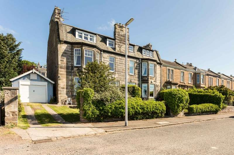 6 Bedrooms Villa House for sale in Melville Terrace, West Park Road, Dundee, Angus, DD2 1NT
