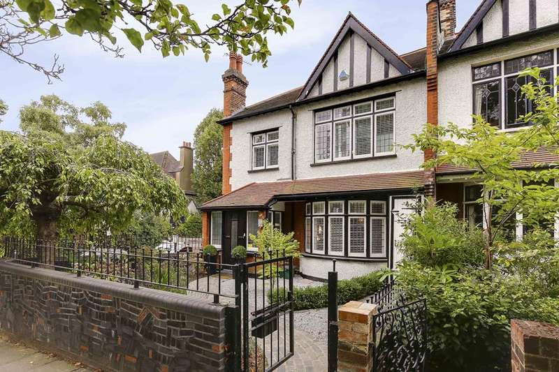 4 Bedrooms Property for sale in Hornsey Lane, Highgate, N6