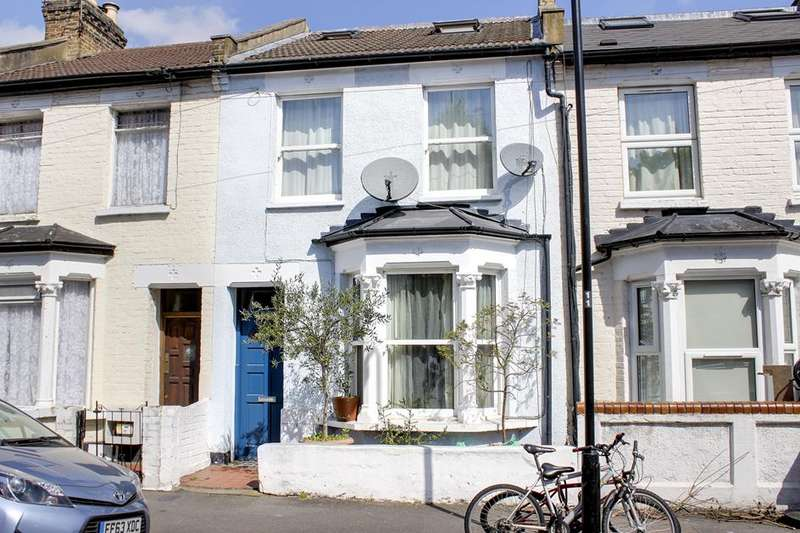4 Bedrooms Terraced House for sale in Olinda Road, London, N16