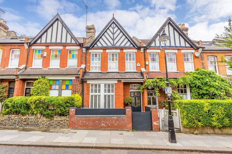 4 Bedrooms Property for sale in Landrock Road, Crouch End, London, N8