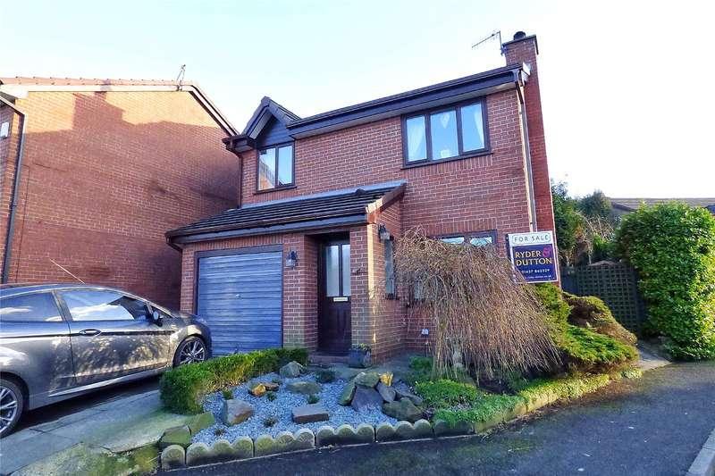 3 Bedrooms Detached House for sale in Watkin Avenue, Hadfield, Glossop, SK13