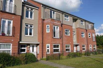 2 Bedrooms Flat for sale in Lancaster Gate, Upper Cambourne, Cambridge, Cambridgeshire