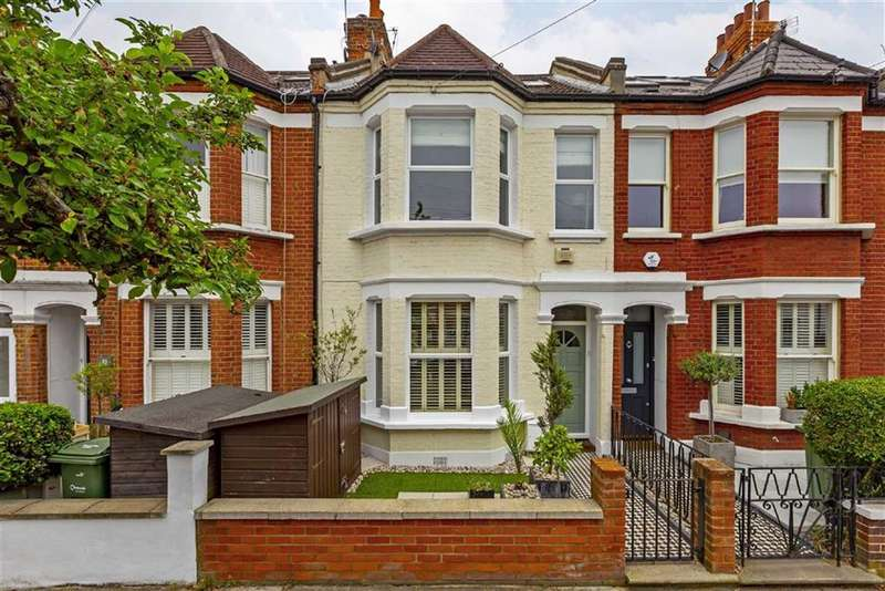 4 Bedrooms House for sale in Pentney Road, Balham