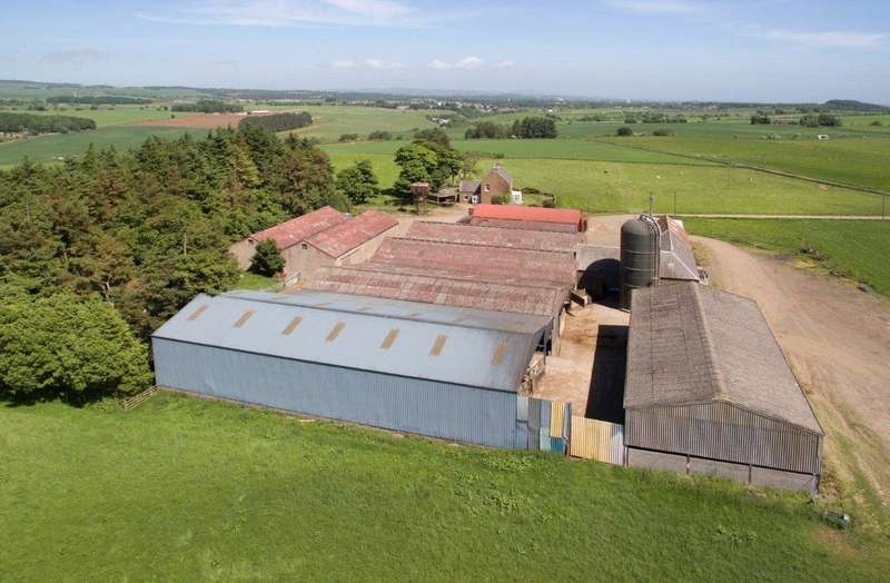 3 Bedrooms Farm Commercial for sale in Lot 1 Auchmuir Farm, Leslie, Glenrothes, Fife, KY6