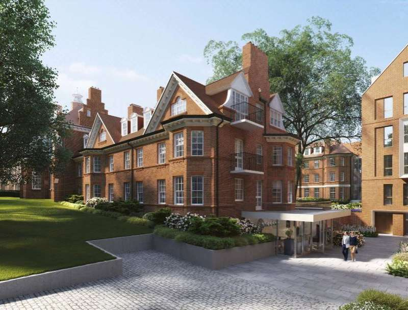 3 Bedrooms Duplex Flat for sale in Hampstead Manor, Kidderpore Avenue, NW3