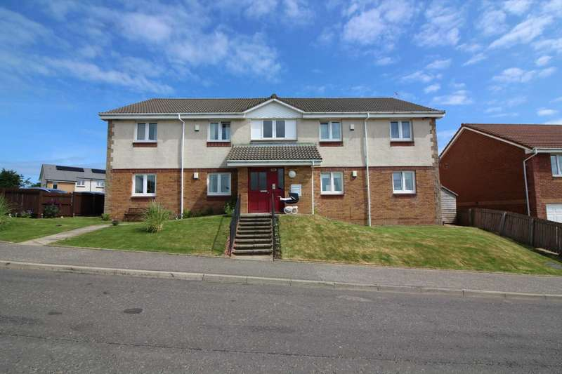 2 Bedrooms Flat for sale in Burns Wynd, Maybole
