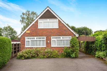 3 Bedrooms Bungalow for sale in West Way, Wheelock, Sandbach, Cheshire