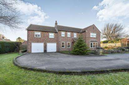 4 Bedrooms Detached House for sale in Battersby, Middlesbrough