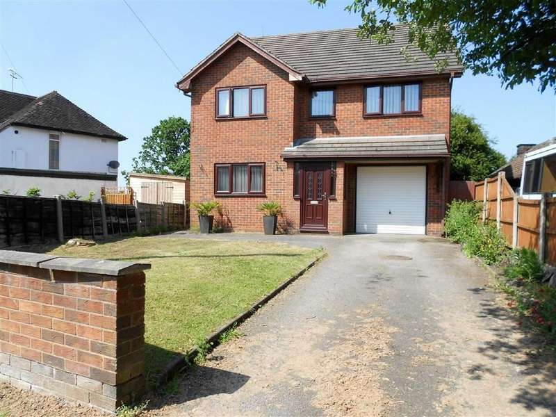 4 Bedrooms Detached House for sale in Hungerford Road, Sydney, Crewe, Cheshire