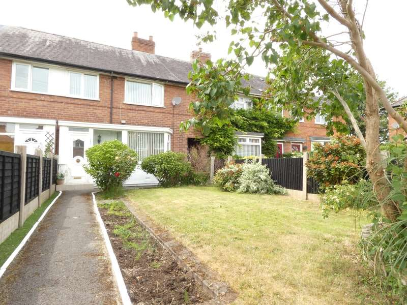 3 Bedrooms Terraced House for sale in Lawton Moor Road, Manchester, Greater Manchester, M23