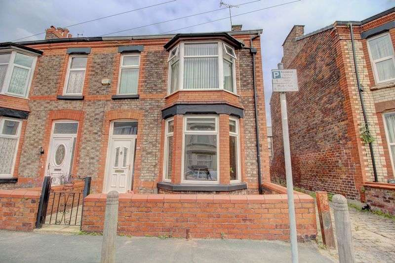 3 Bedrooms Property for sale in Seaview Avenue, Wallasey