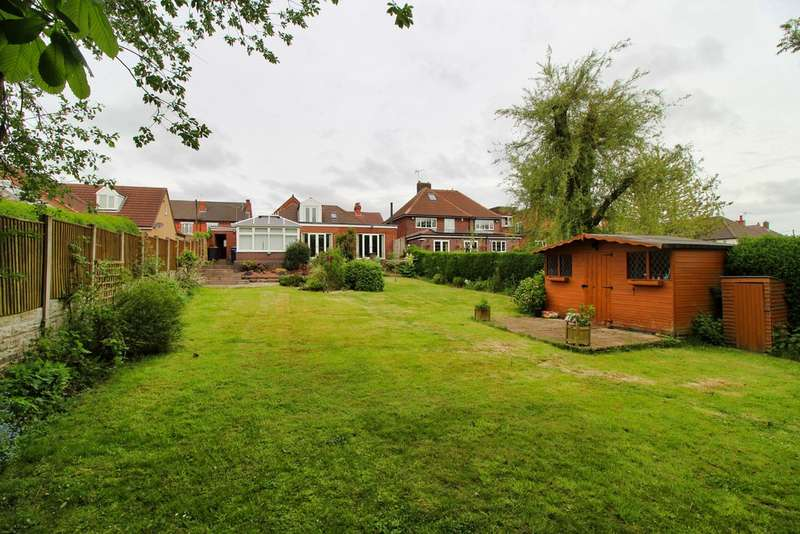 3 Bedrooms Property for sale in Forest Road, Annesley Woodhouse NG17