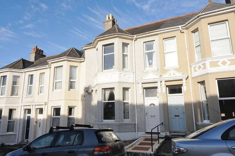 4 Bedrooms Property for sale in Glendower Road Peverell, Plymouth