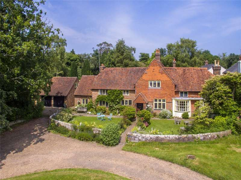 6 Bedrooms Detached House for sale in Rushlake Green, Heathfield