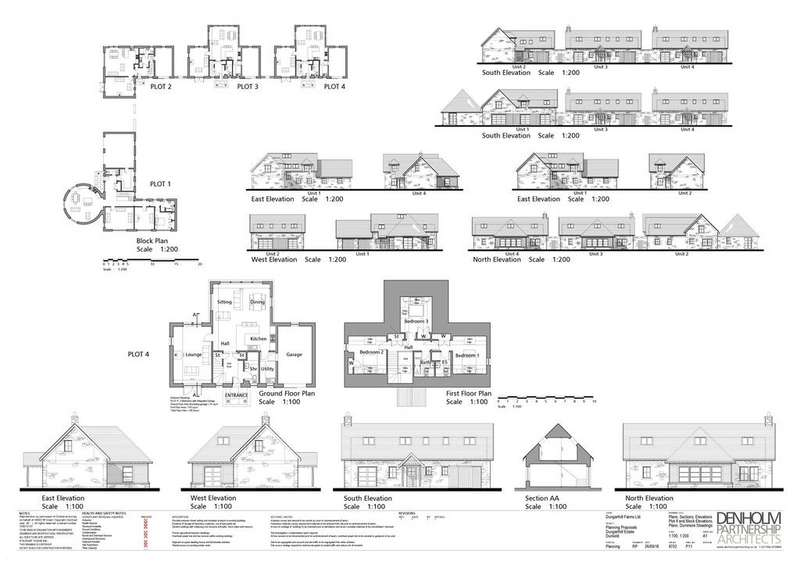 Plot Commercial for sale in LOT 3: Dunmore Steading, Dungarthill Estate, By Dunkeld, Perthshire
