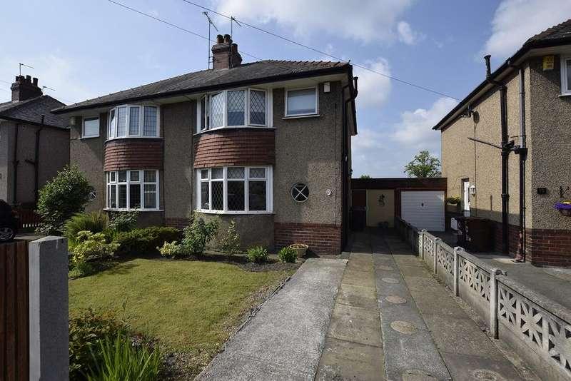 2 Bedrooms Semi Detached House for sale in Berkshire Avenue, Burnley BB12