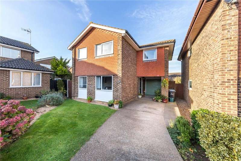 4 Bedrooms Detached House for sale in Ranleigh Walk, Harpenden, Hertfordshire