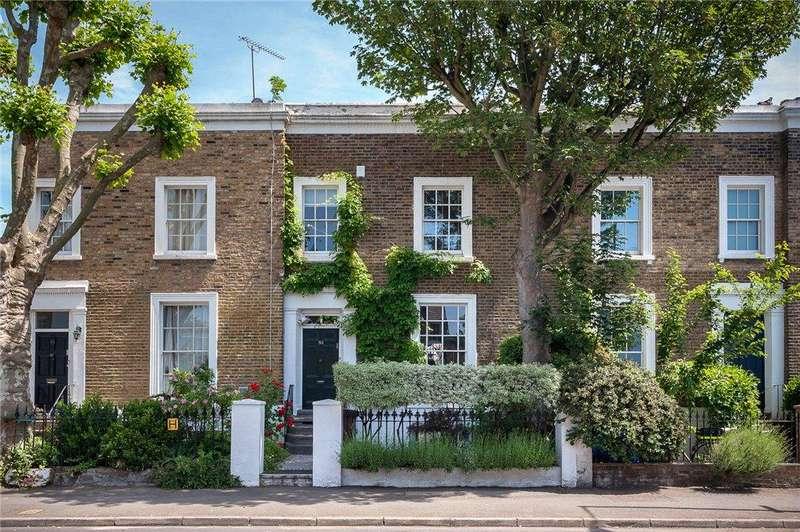 3 Bedrooms Terraced House for sale in De Beauvoir Road, London, N1
