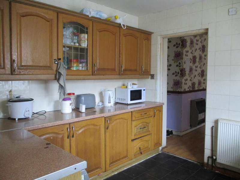 3 Bedrooms Terraced House for sale in Villa Street, Lozells, Birmingham B19