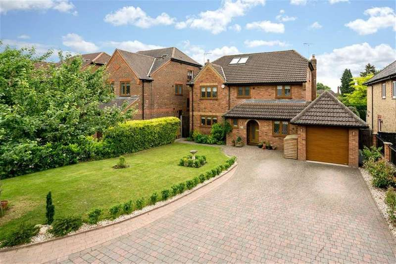 5 Bedrooms Detached House for sale in Redfield Close, Redbourn, Hertfordshire