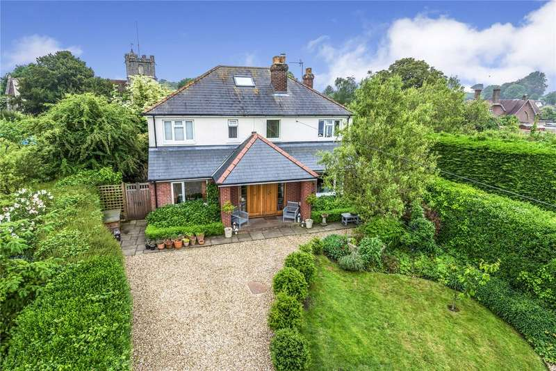 4 Bedrooms Detached House for sale in Wool, DORSET