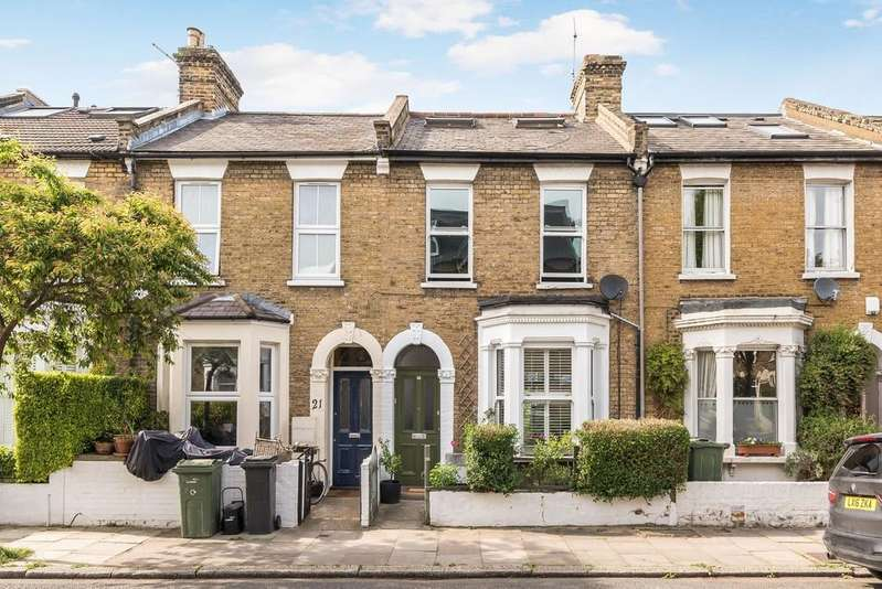 4 Bedrooms Terraced House for sale in Kemerton Road, London