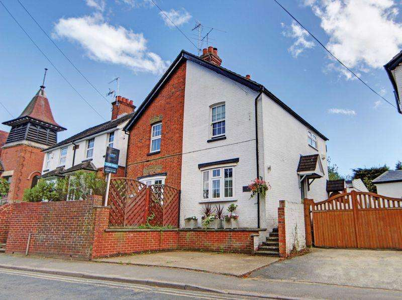 2 Bedrooms Semi Detached House for sale in Stylish and Spacious Semi, Cookham