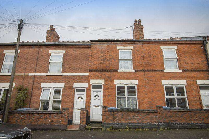 3 Bedrooms Terraced House for sale in BALFOUR ROAD, DERBY