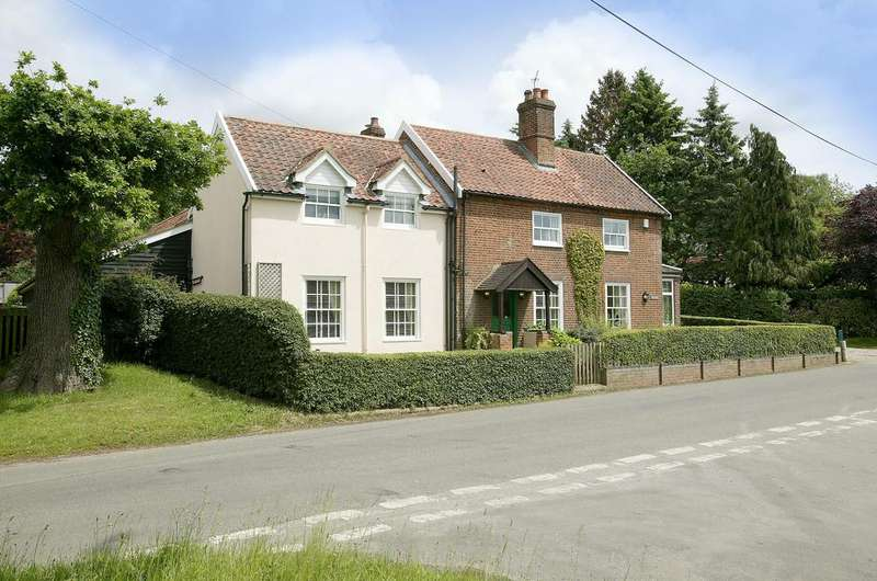 4 Bedrooms Detached House for sale in The Common, Shotesham All Saints