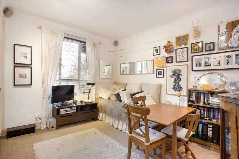 Studio Flat for sale in Arundel Gardens, London, W11