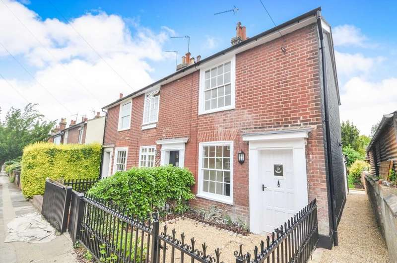 2 Bedrooms End Of Terrace House for sale in Castle Road, Colchester, CO1 1UW