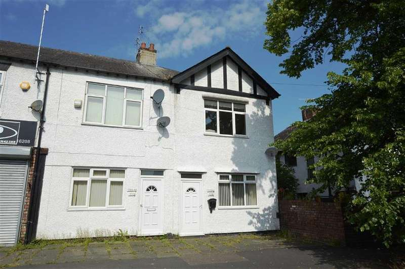 1 Bedroom Terraced House for sale in Old Chester Road, CH42