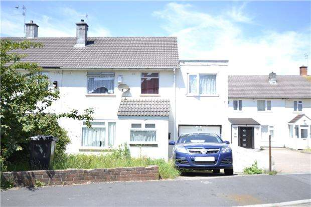 4 Bedrooms End Of Terrace House for sale in Okebourne Road, Bristol, BS10 6QY