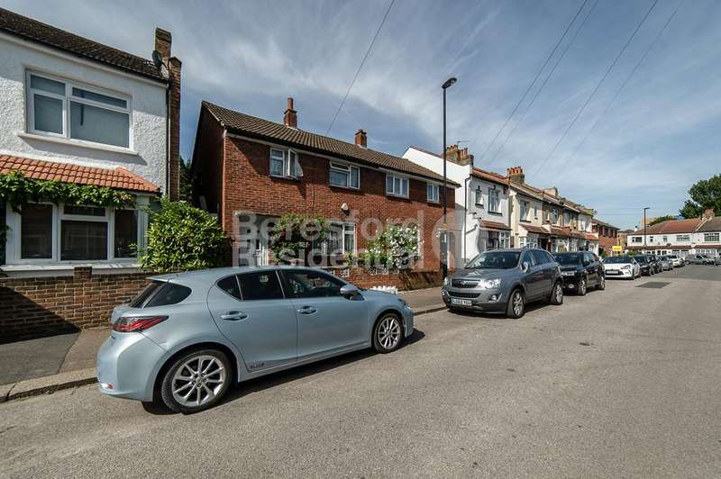 3 Bedrooms Terraced House for sale in Macclesfield Road, South Norwood, SE25