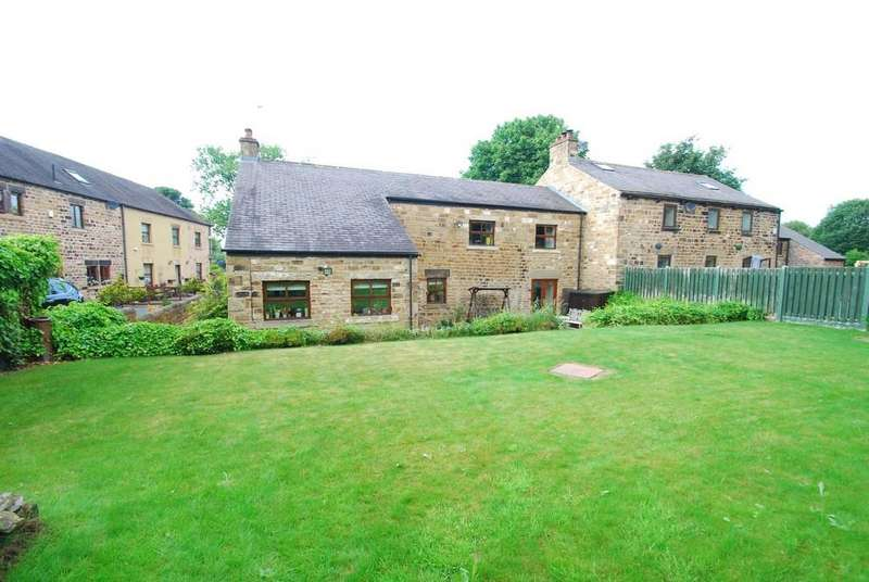 3 Bedrooms Barn Conversion Character Property for sale in Barnsley Road, Wombwell, Barnsley S73