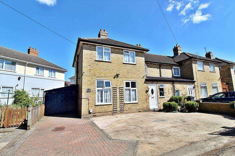 3 Bedrooms Semi Detached House for sale in Auckland Road, Biggleswade