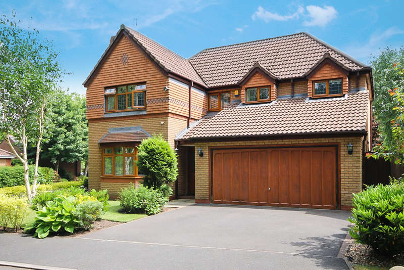 4 Bedrooms Detached House for sale in Eversham Close, Banks