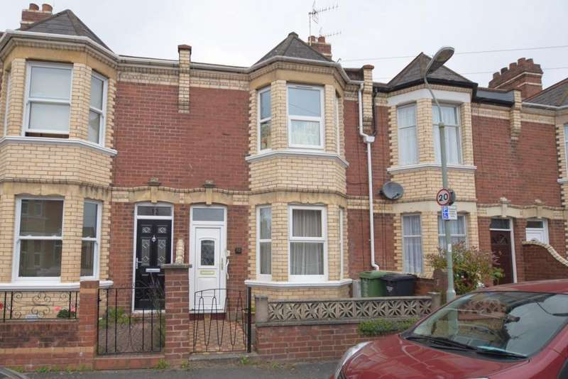 2 Bedrooms House for sale in Nelson Road, St Thomas, EX4