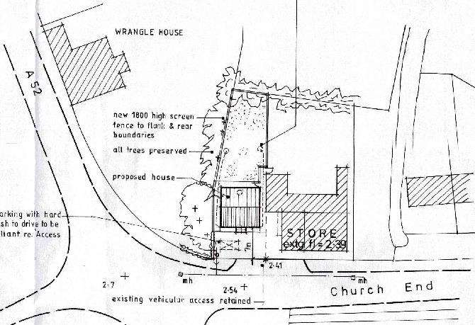 4 Bedrooms Plot Commercial for sale in Church End, Wrangle, Boston