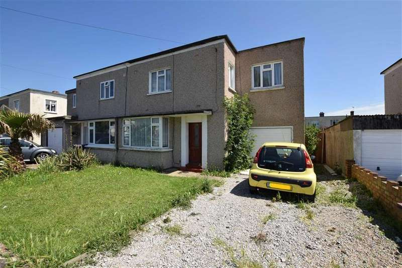 4 Bedrooms Semi Detached House for sale in Thomas Bata Avenue, East Tilbury, Essex