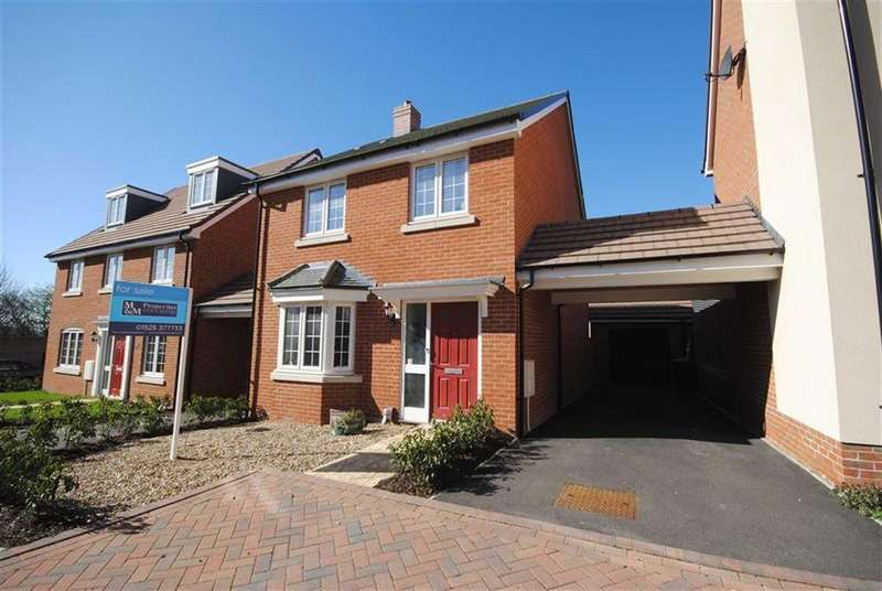 4 Bedrooms Detached House for sale in Copia Crescent, Leighton Buzzard