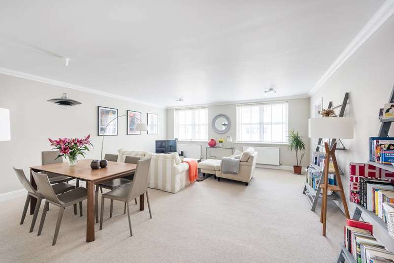 3 Bedrooms Flat for sale in Imperial Court, Kennington Lane, Vauxhall, SE11