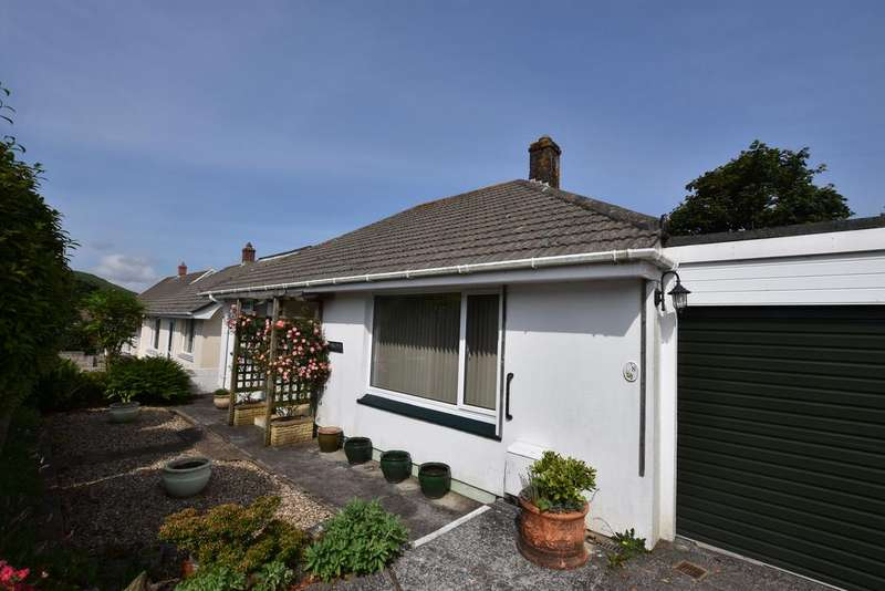 2 Bedrooms Detached Bungalow for sale in Trevingey Crescent, Redruth TR15