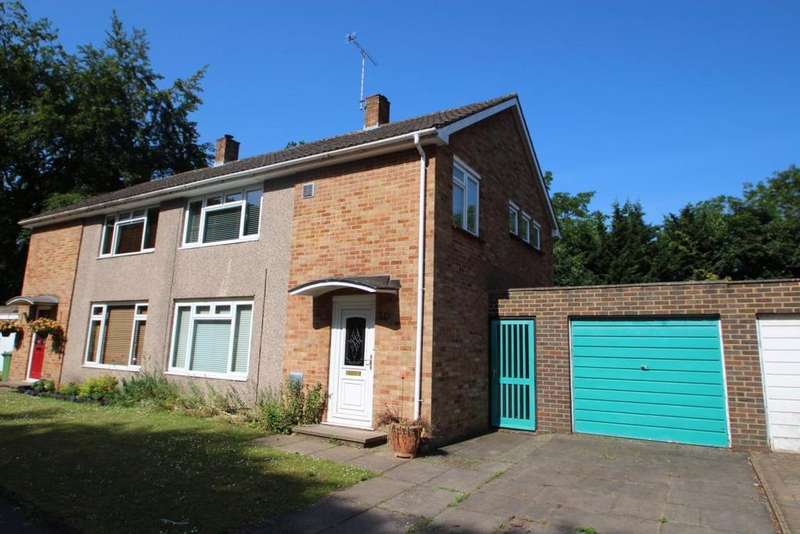 3 Bedrooms Semi Detached House for sale in Firlands, Bracknell, RG12