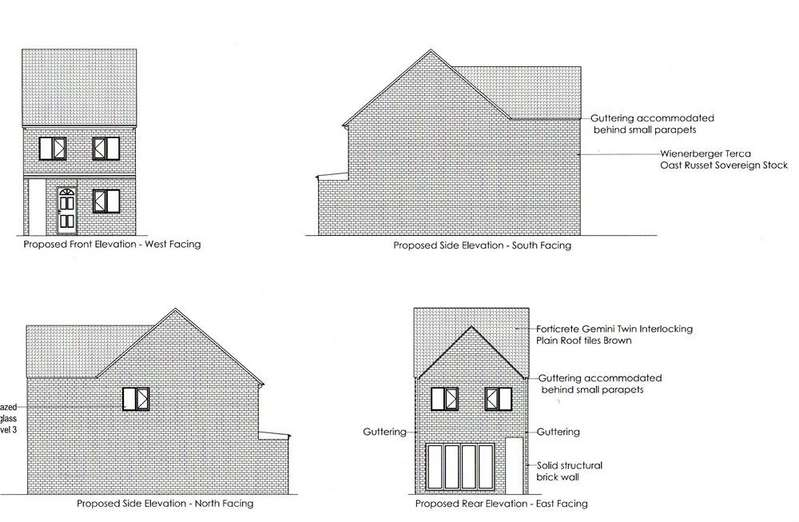 3 Bedrooms Land Commercial for sale in Crescent Road, Lutterworth, Leicestershire