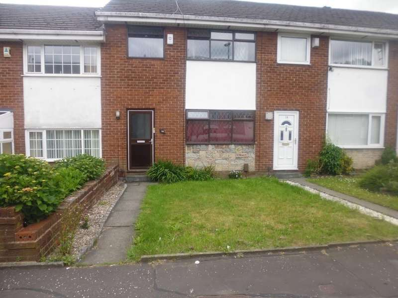 3 Bedrooms Town House for sale in Taylor Street, Rochdale, OL12