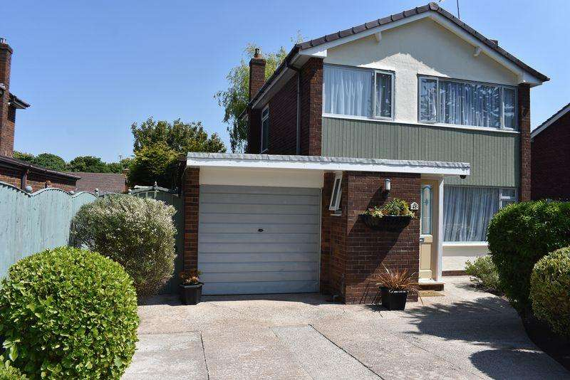 3 Bedrooms Detached House for sale in Sea Road, ABERGELE