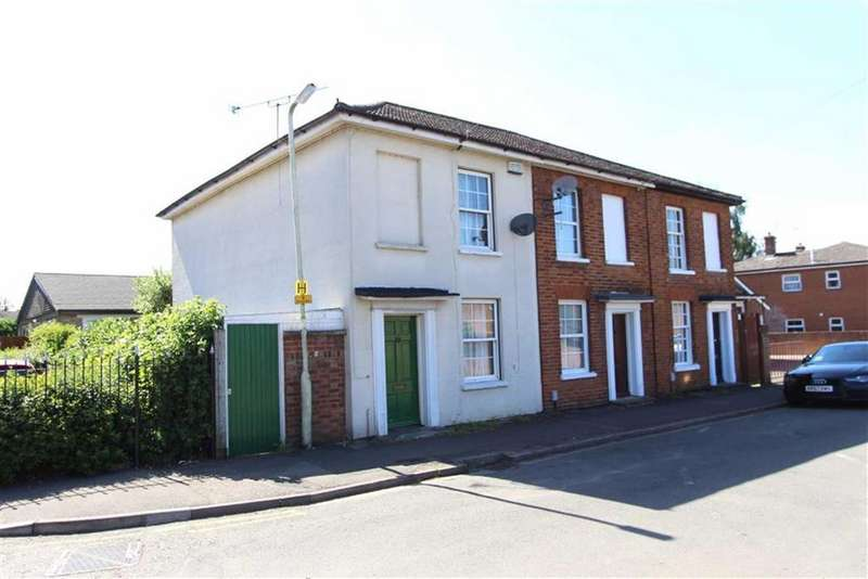 2 Bedrooms End Of Terrace House for sale in Lammas Walk, Leighton Buzzard